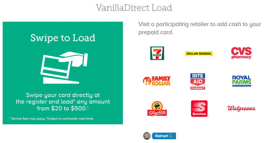 VanillaDirect Load
